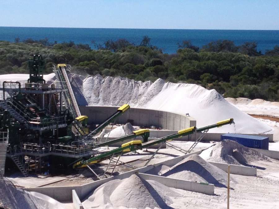Sunstate Sands Bundaberg - Silica Sand Mine Plant 2