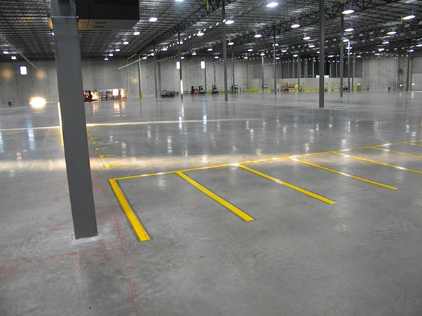 Anti Slip Aid For Epoxy Flooring And Polished Concrete