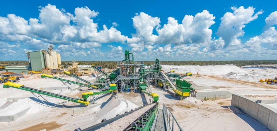 Sunstate Sands Bundaberg Sand Mine