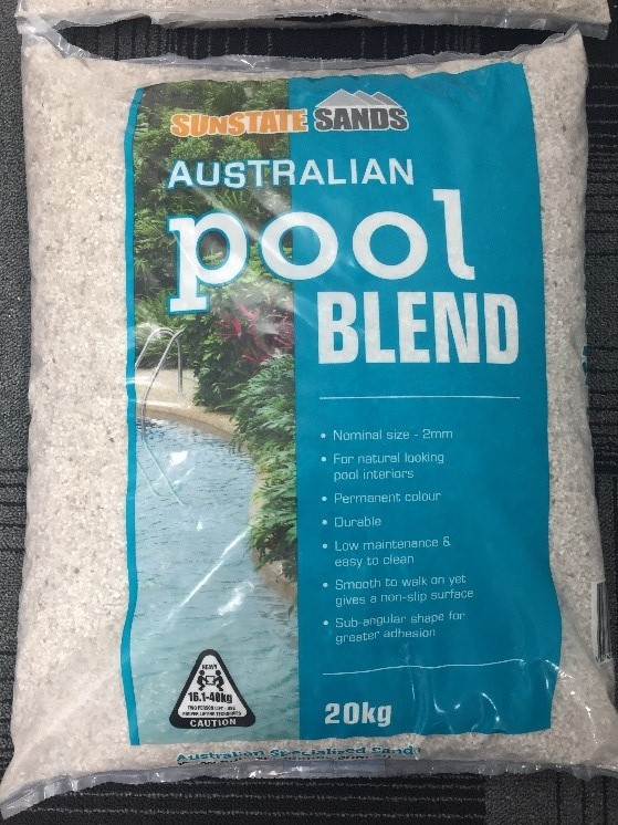 Pool Blend - Sunstate Sands Bundaberg